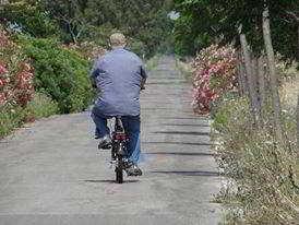 Giovanni Grosseto Bici elettrica