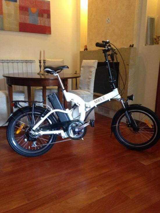 Viviana Grosseto Bici elettrica Px 20
