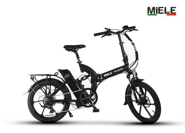 bici pedalata assistita pieghevole