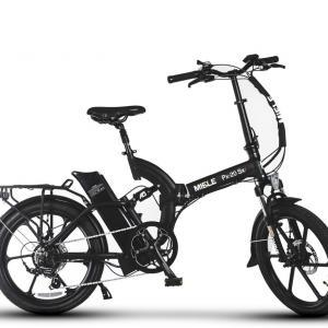 bici pieghevole pedalata assistita