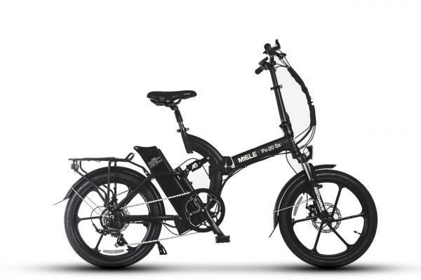 bici pieghevole pedalata assistita potente