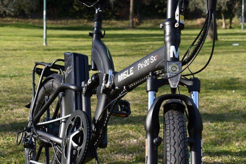 Miele Px 20 Sxr Nero Bici elettrica pieghevole - Prenota ora. Super ... c6e832f1577