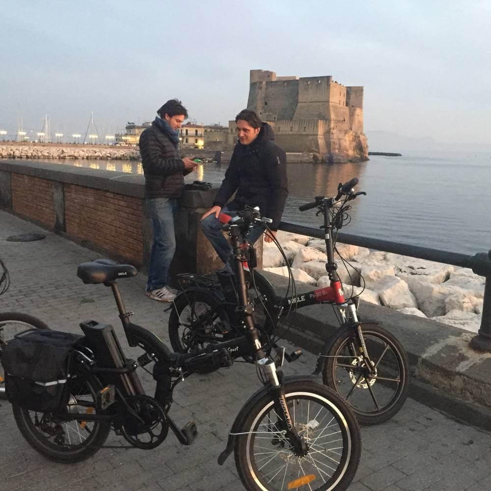 Antonio Napoli Bici elettrica
