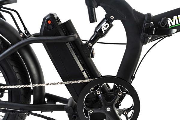 bici a pedalata assistita miele