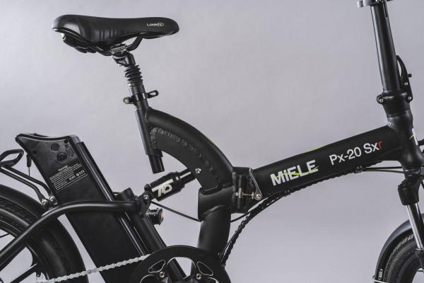 bici elettriche pieghevoli ammortizzate
