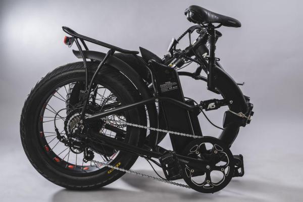 bici elettriche pieghevoli chiusa