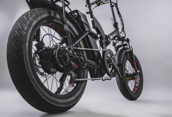 bici elettriche pieghevoli gomme stradali