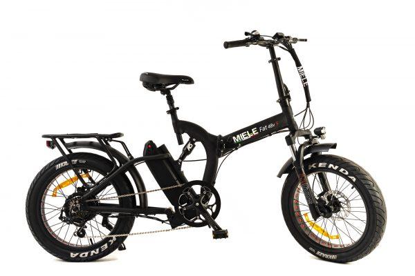 fat bike elettrica pieghevole