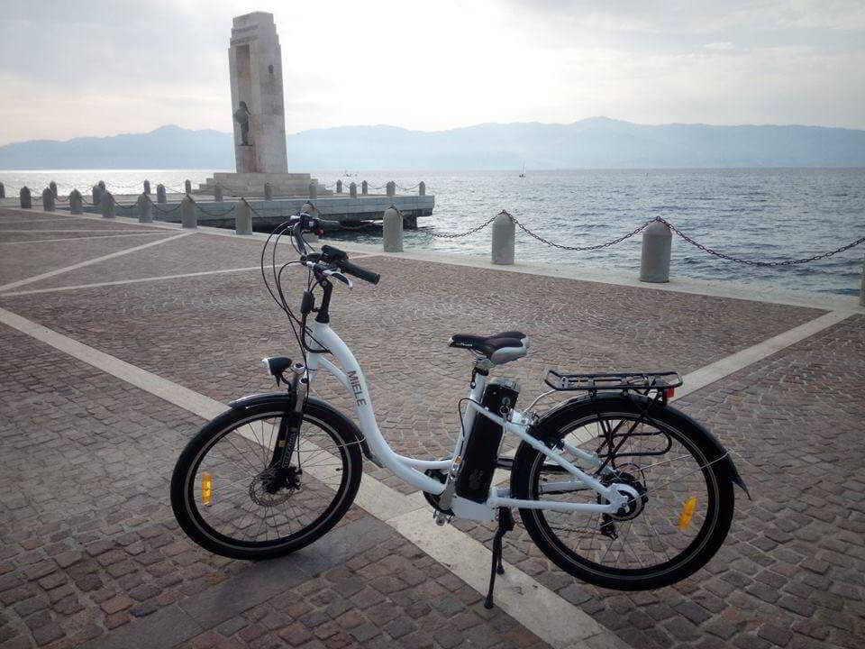Francesco Reggio Calabria bici elettrica Fx 26