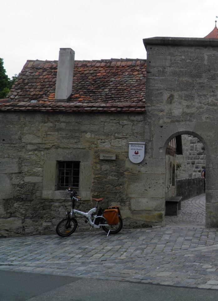 Pietro Calì Germania bici elettrica PX 20