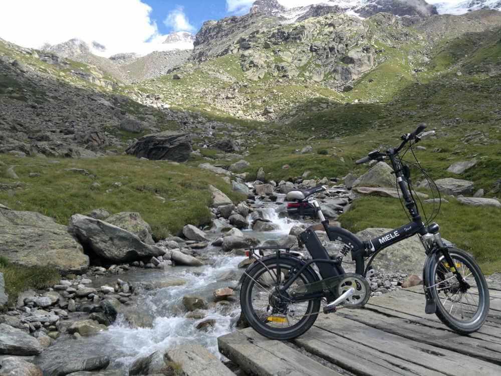 Massimo Monte Rosa bici elettrica PX 20