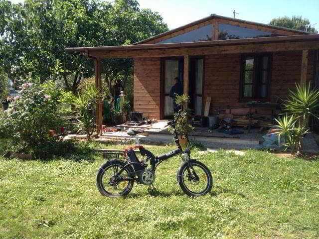 Nino Proto Pistoia bici elettrica