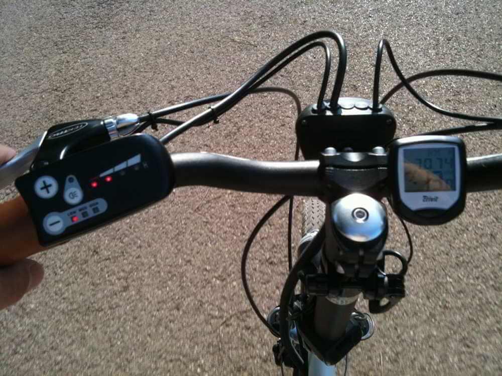 Calì Verona bici elettrica