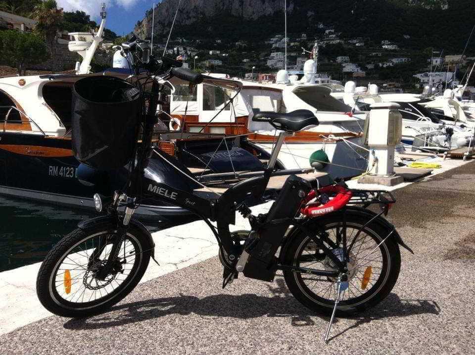 claudio sorrento bici elettrica