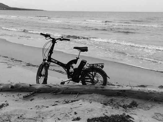 Tomas Nuoro Bici elettrica PX 20