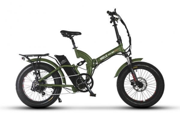 Bici elettrica 2020