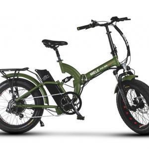 bici pieghevole elettrica potente