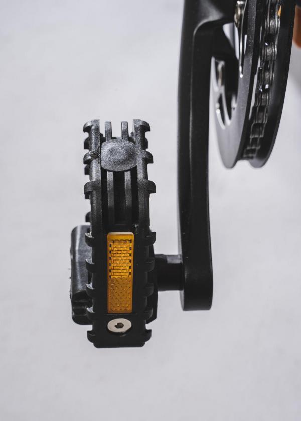 bicicletta elettrica pieghevole pedale pieghevole