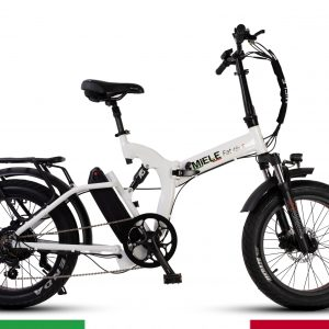fat bike elettrica miele
