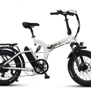 bici pieghevole elettrica fat