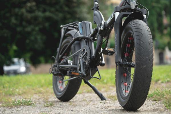 bici elettrica pedalata assistita miele