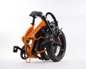 bici elettrica pieghevole 48 volt