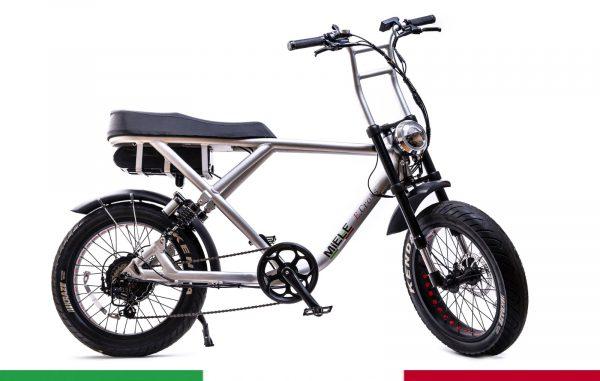 bici elettrica cross italiana