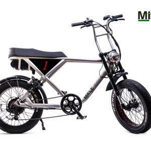 bici elettrica e cross
