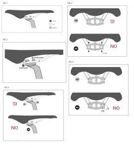 istruzioni e manutenzione reggi sella